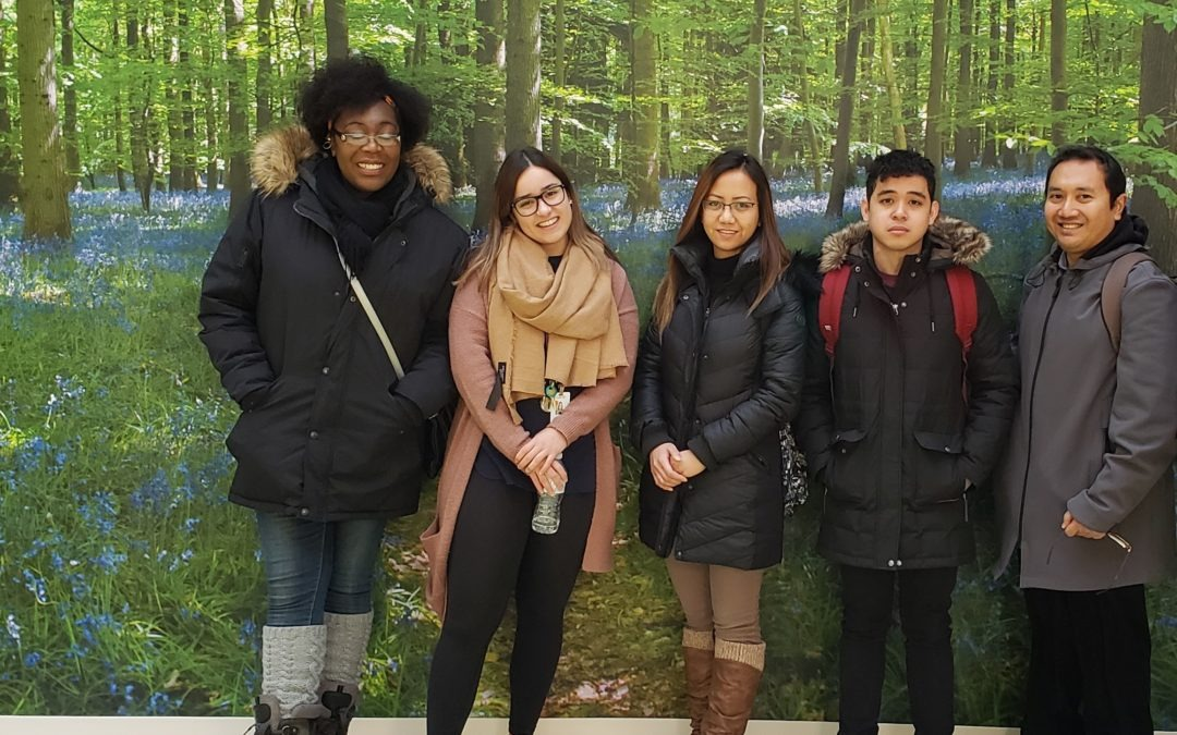 A field trip for mental health awareness