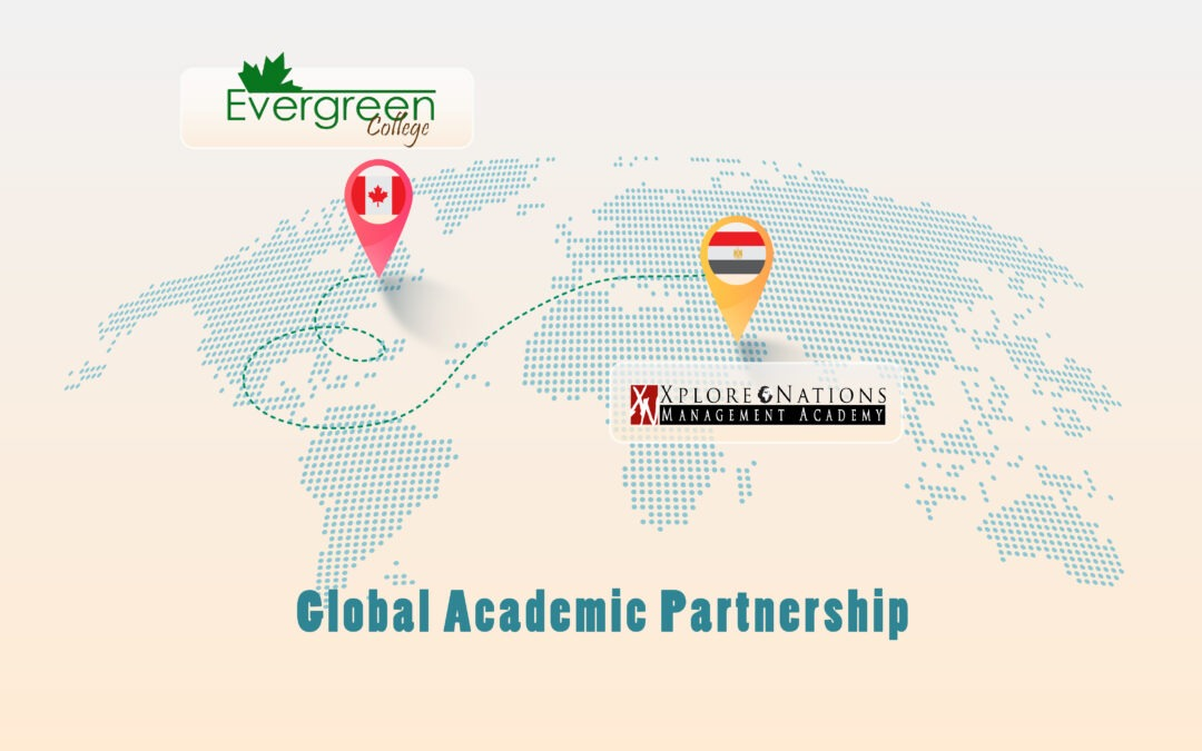 Partnership between Evergreen College and XploreNations Academy